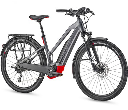 Moustache Samedi 27 Xroad 3 Open 400Wh 2019 - Electric Hybrid Bike | City