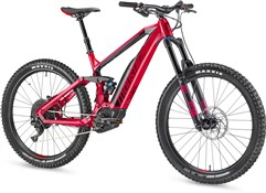 Moustache Samedi 27 SX 9 Carbon 2019 - Electric Mountain Bike