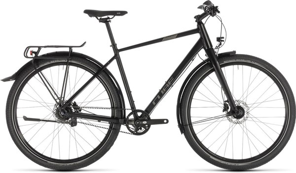 Cube Travel Pro - Nearly New - 58cm 2019 - Hybrid Sports Bike