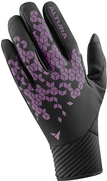Altura Nightvision Windproof Long Finger Gloves