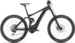"Cube Stereo Hybrid 160 SL 500 27.5"" - Nearly New - 16"" 2019 - Electric Mountain Bike"