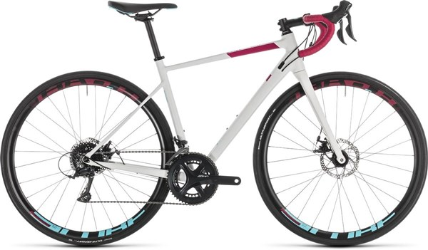 Cube Axial WS Pro Disc - Nearly New - 56cm 2019 - Road Bike