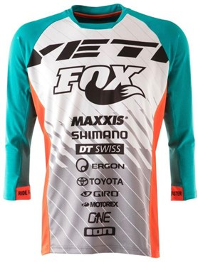 Yeti World Cup Frequency Replica Jersey