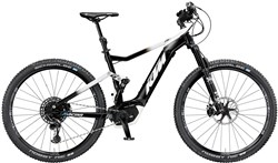 Product image for KTM Macina Chacana 292 29er 2019 - Electric Mountain Bike