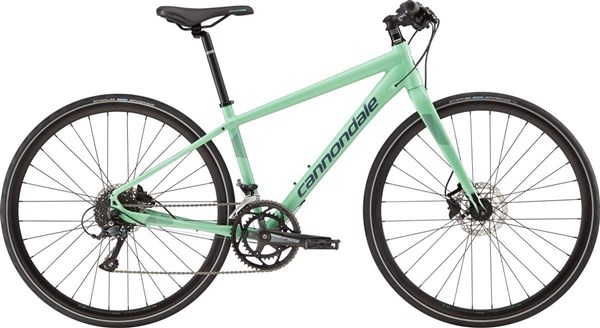 Cannondale Quick Disc 3 Womens - Nearly New - S 2019 - Hybrid Sports Bike