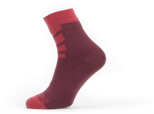 Sealskinz Waterproof Warm Weather Ankle Length Socks