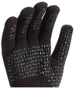 Sealskinz Waterproof All Weather Ultra Grip Knitted Gauntlet