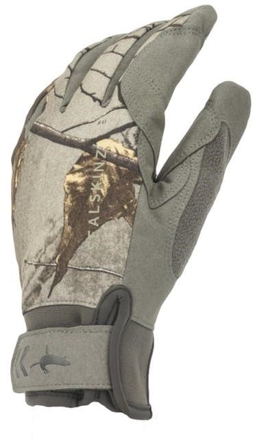 Sealskinz Waterproof All Weather Camo Gloves | Gloves