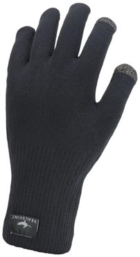 Sealskinz Waterproof All Weather Ultra Grip Knitted Gloves