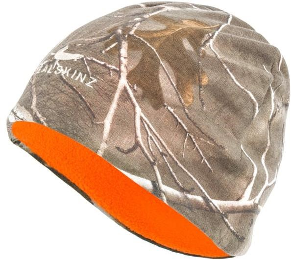 Sealskinz Waterproof Cold Weather Camo Reversible Beanie | Hovedbeklædning