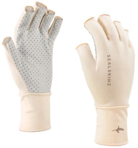 Sealskinz Solo UPF50+ Fishing Gloves | Handsker