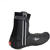 Product image for Sealskinz All Weather LED Open Sole Cycle Overshoes
