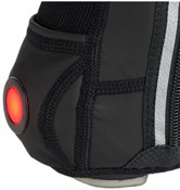 Sealskinz All Weather LED Open Sole Cycle Overshoes