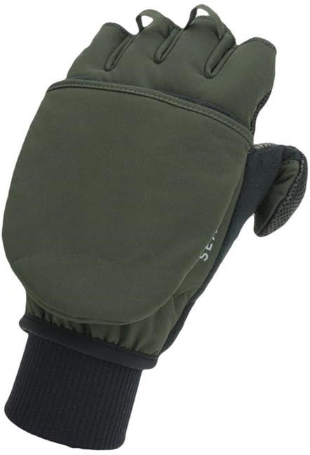 Sealskinz Windproof Cold Weather Convertible Mitts | Gloves