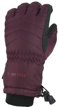 Sealskinz Waterproof Womens Extreme Cold Weather Down Gloves