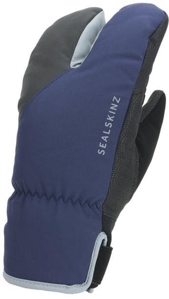 Sealskinz Waterproof Extreme Cold Weather Cycle Split Finger Gloves | Handsker