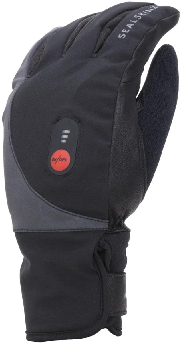 Sealskinz Waterproof Heated Cycle Gloves | Gloves