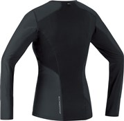 Gore Windstopper Womens Long Sleeve Base Layer