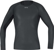 Gore Windstopper Long Sleeve Base Layer