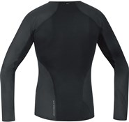 Gore Windstopper Thermo Long Sleeve Base Layer