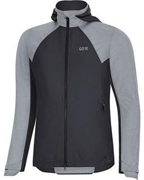Gore C5 Gore-Tex Infinium Hybrid Hooded Womens Jacket