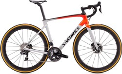 Product image for Specialized Roubaix S-Works Di2 2020 - Road Bike