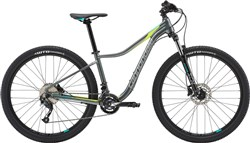 "Cannondale Trail 3 Womens 27.5"" - Nearly New - M Mountain Bike 2018 - Hardtail MTB"