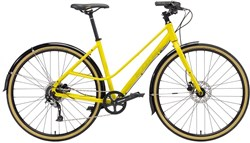 Kona Coco Womens - Nearly New - L 2018 - Hybrid Sports Bike