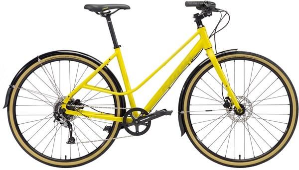 Kona Coco Womens - Nearly New - L 2018 - Hybrid Sports Bike
