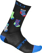 Product image for Castelli Pazzo 18 Socks