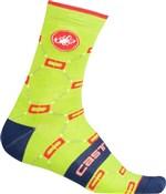 Castelli Doppio C 15 Socks