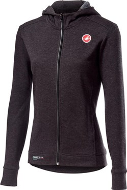 Castelli Milano Full Zip Womens Fleece