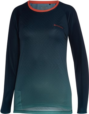 Madison Flux Enduro Womens Long Sleeve Jersey