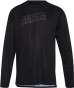 Product image for Madison Flux Enduro Long Sleeve Jersey