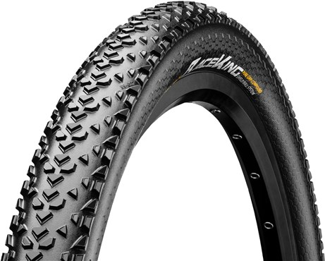 Continental Race King PureGrip Shield Wall Black Folding Tyre | Tyres
