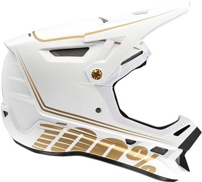 100% Aircraft Composite Full Face Helmet
