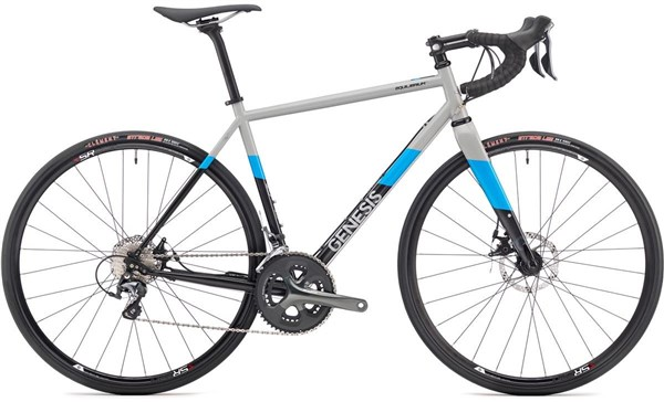 Genesis Equilibrium Disc 10 - Nearly New - S 2019 - Road Bike