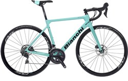 Bianchi Sprint 105 Disc 2020 - Road Bike