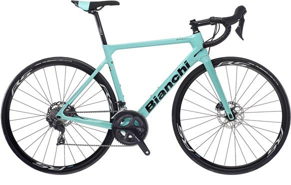 Bianchi Sprint 105 Disc 2020 - Road Bike