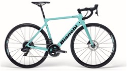 Bianchi Sprint Force eTap Disc 2020 - Road Bike