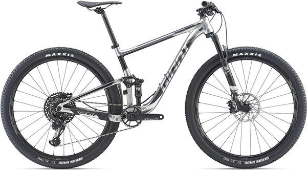 Giant Anthem 1 29er - Nearly New - L Mountain Bike 2019 - XC Full Suspension MTB