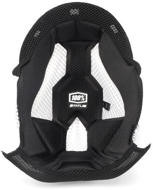 100% Status Comfort Liner | bike helmet