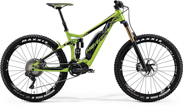 Merida eOne Sixty 900E 27.5+ - Nearly New - S 2019 - Electric Mountain Bike