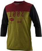 Product image for 100% Airmatic 3/4 Sleeve Jersey