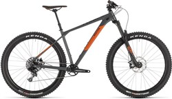 """Product image for Cube Reaction TM Pro 27.5"""" - Nearly New - 18"""" Mountain Bike 2019 - Hardtail MTB"""