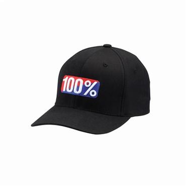 100% Classic Flexfit Hat
