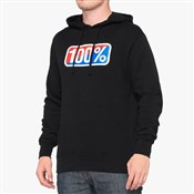 100% Classic Hooded Pullover Sweatshirt