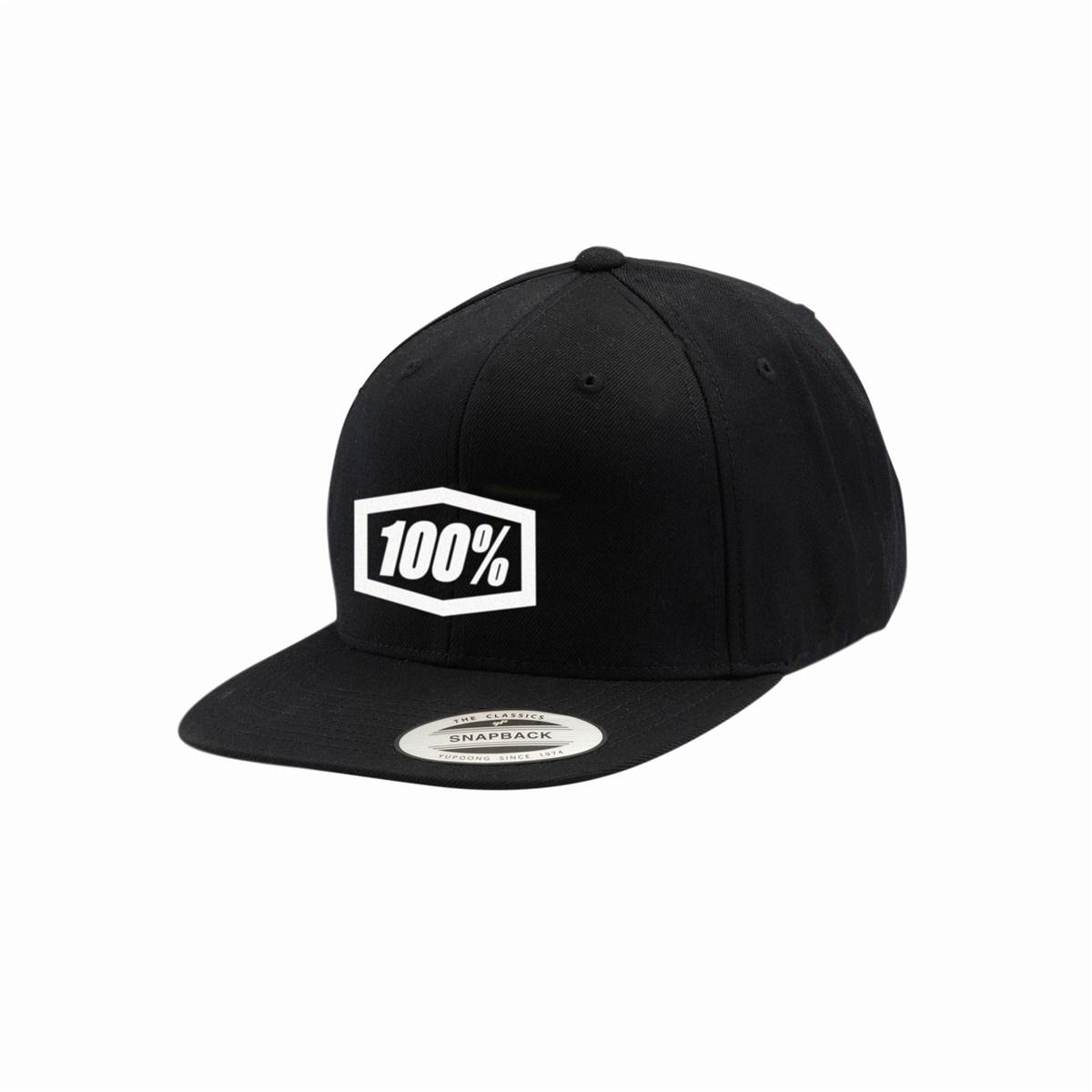 100% Classic Youth Snpback Hat | Headwear