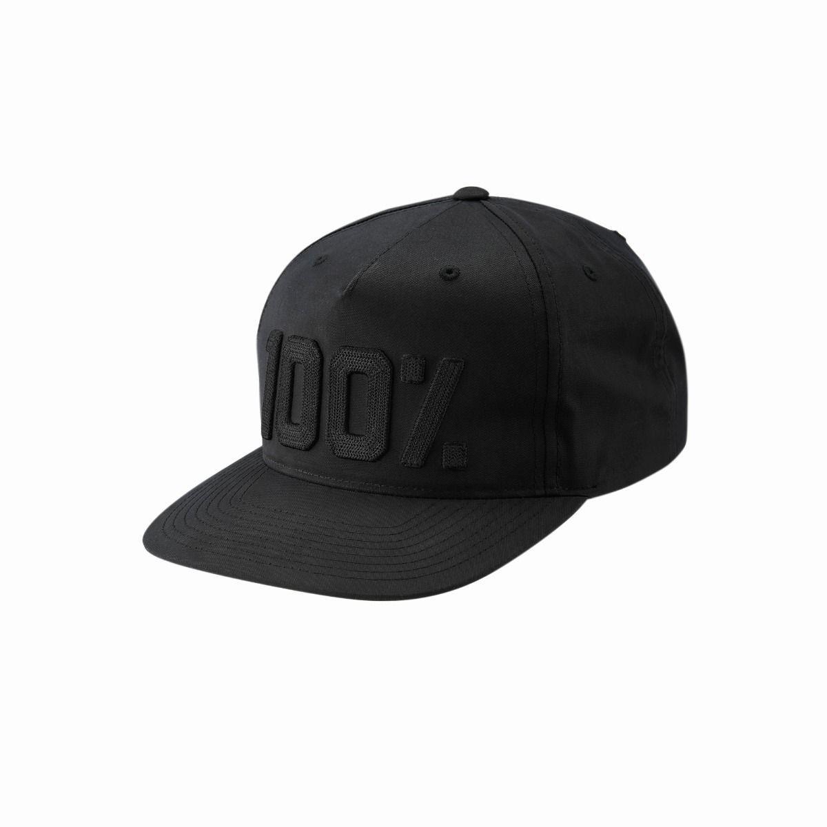 100% Frontier Snapback Hat | Headwear