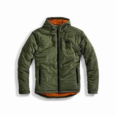 100% Jukka Hooded Zip Jacket
